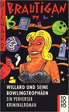 Willard und seine Bowlingtrophäen