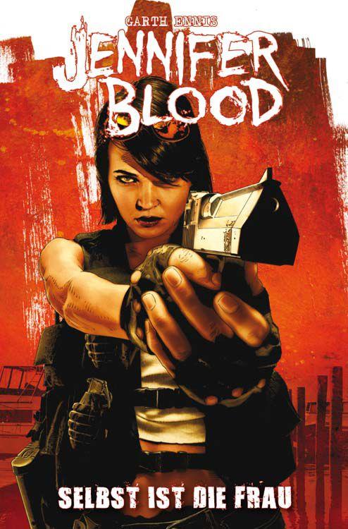 Jennifer Blood I