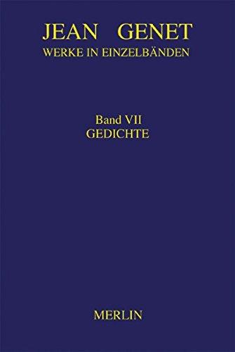 Jean Genet Gedichte
